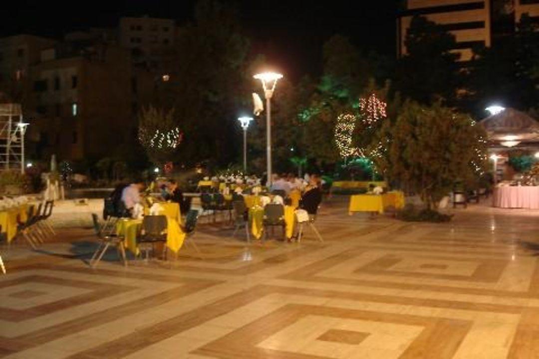 Gartenrestaurant Hotel Homa