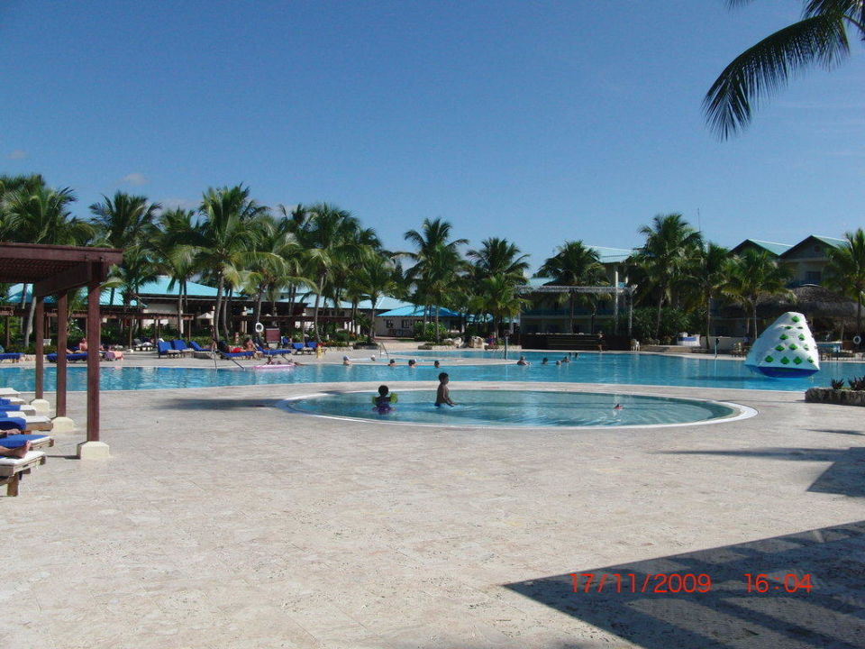 Mainpool Dreams La Romana Resort & Spa