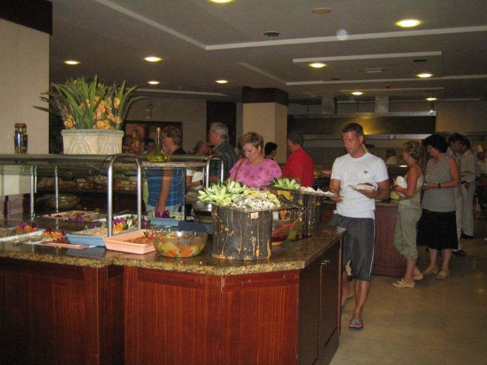 Buffetrestaurant Hotel Fame Residence Kemer