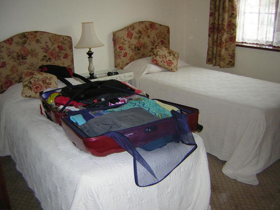Schlafzimmer Hotel Grand Mercure Nelson Monaco