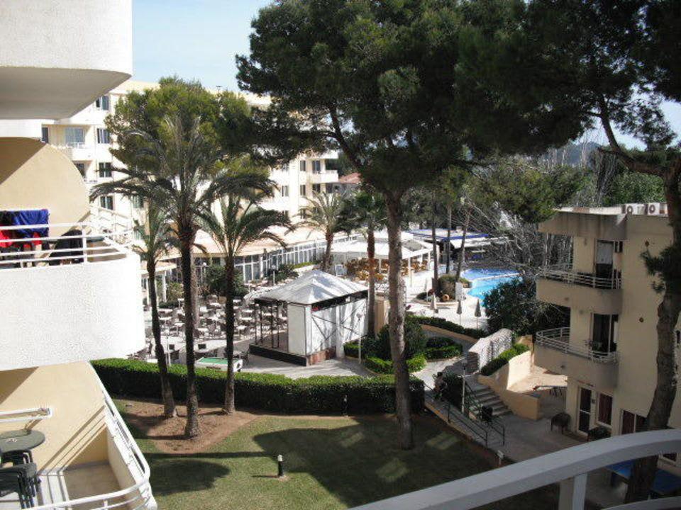 Poolseite Aparthotel Ivory Playa