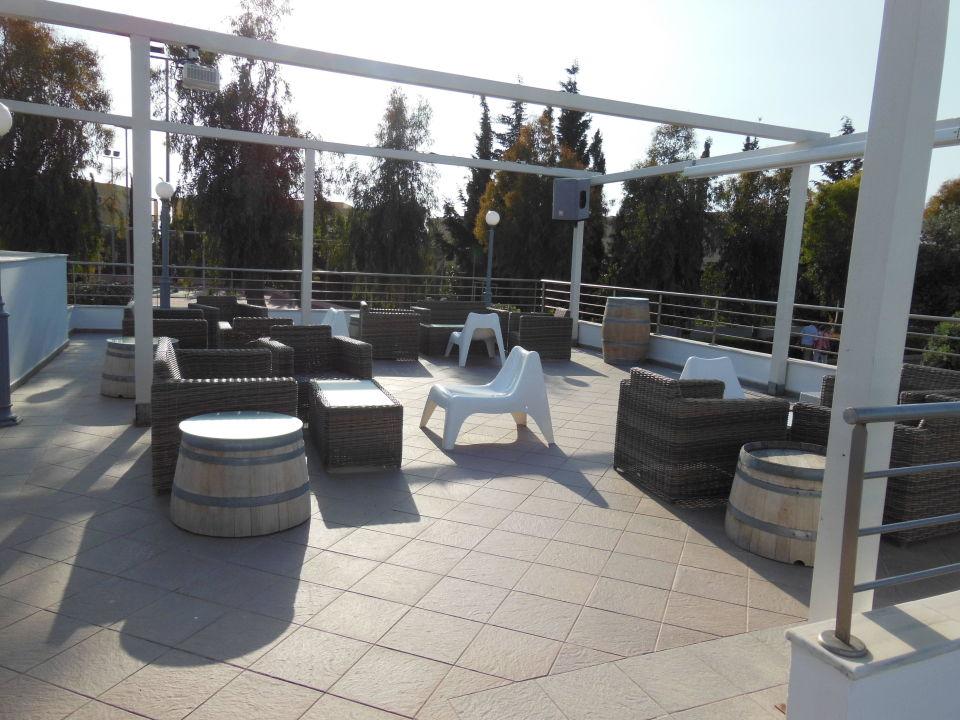 chill out area tui magic life marmari palace mastichari. Black Bedroom Furniture Sets. Home Design Ideas