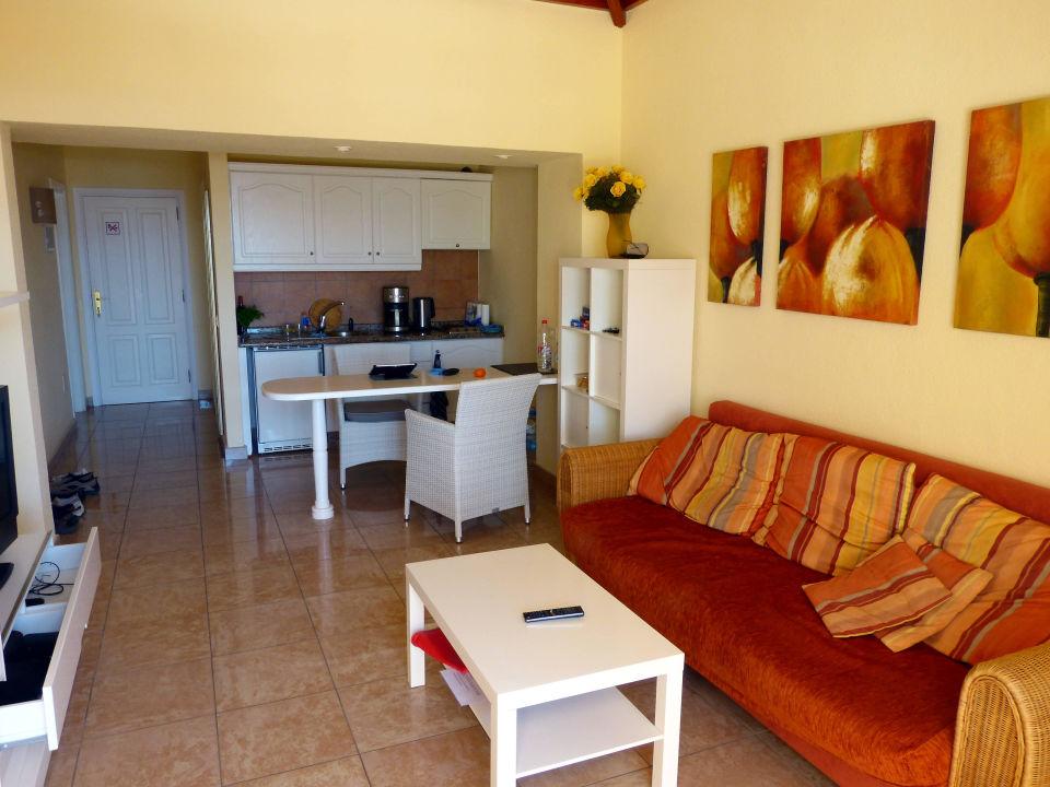 Blick auf Küche Hotel Paraiso del Conde