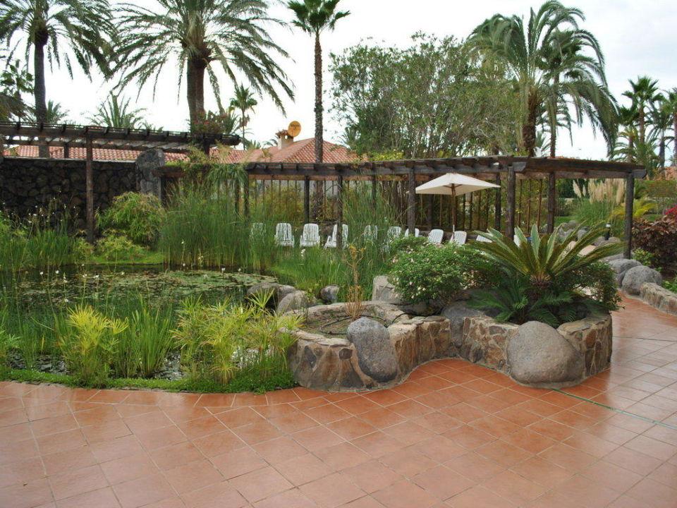 Playa Del Ingles Hotel Fkk Terrasse