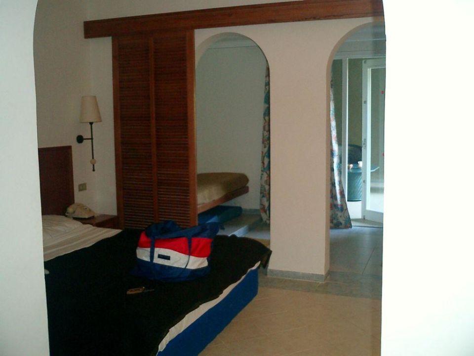 Familienzimmer Hotel Mediteranée