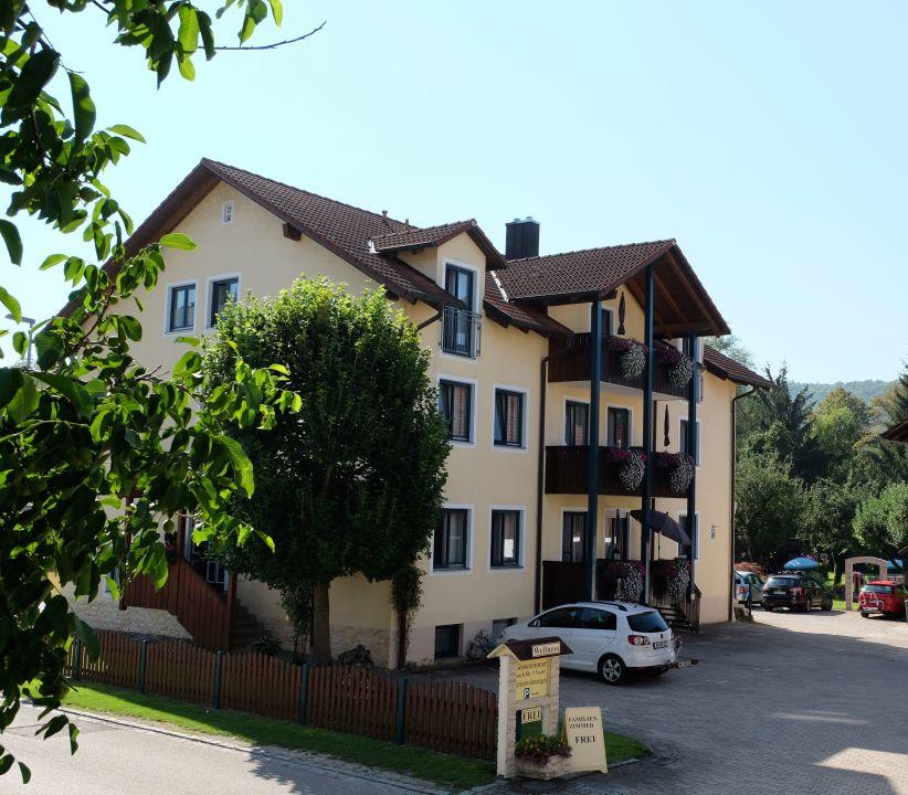 Außenansicht Gästehaus Biedermann