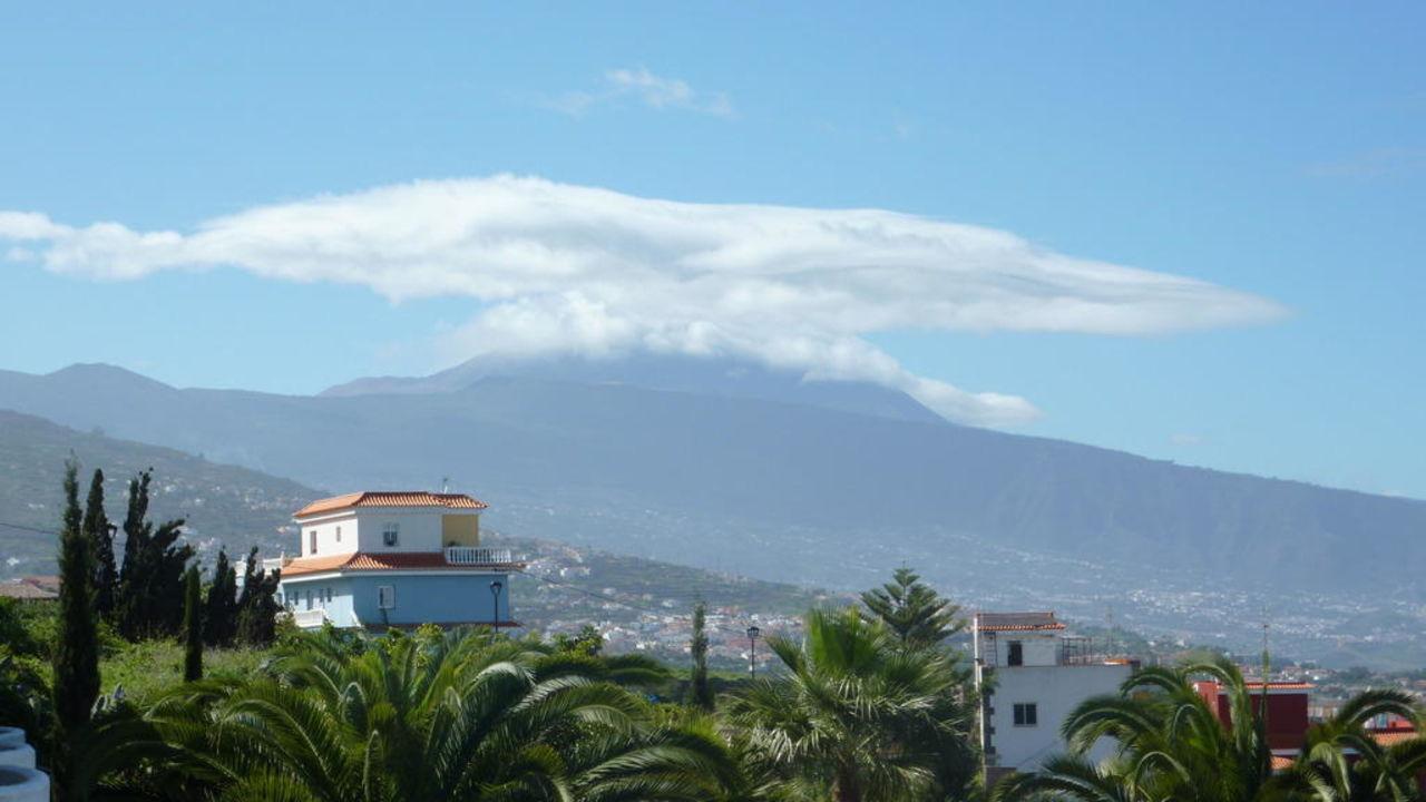 Blick von der Terrasse Residencial Rolando
