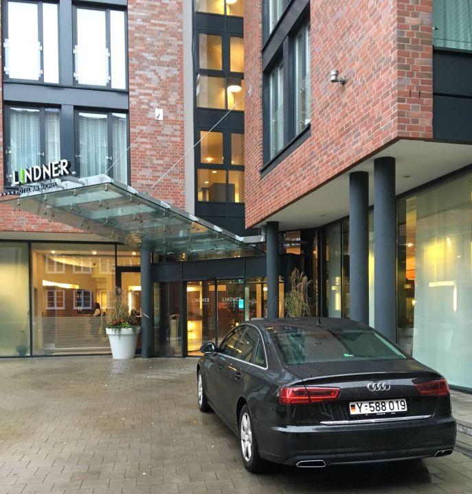 Mein Hotel Hamburg Check In