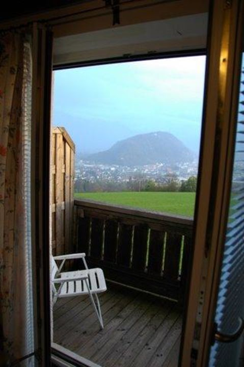 Aussicht Balkon Stadt Salzburg Hotel Schone Aussicht Salzburg
