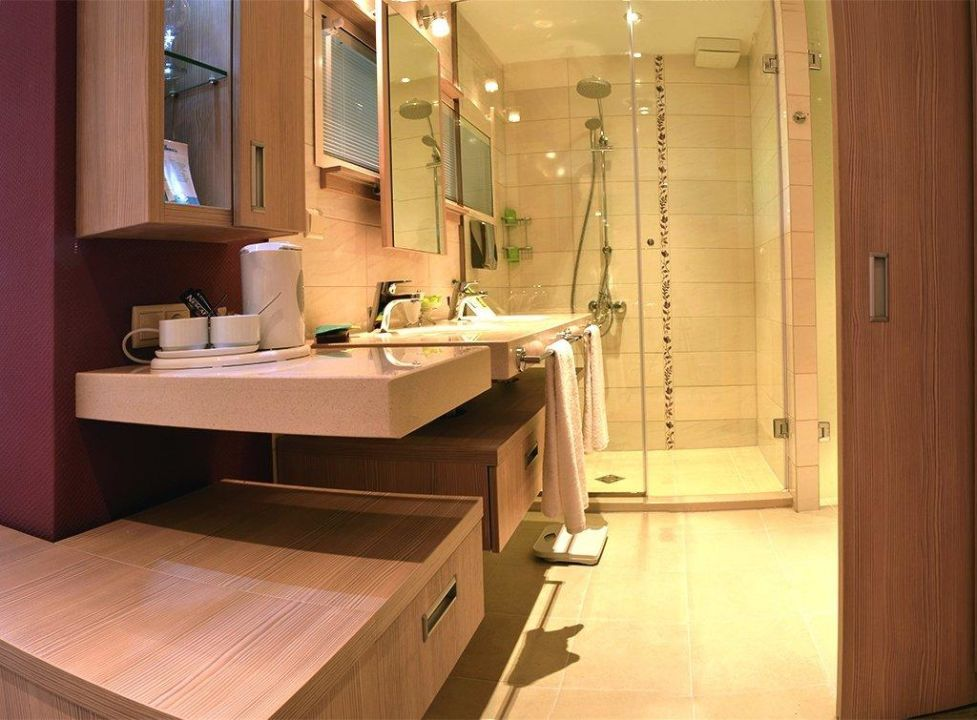 Bathroom Hotel Amelia