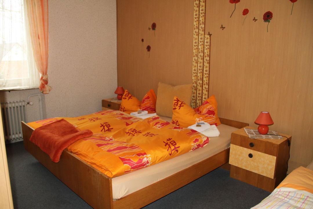 Ein Einzelzimmer Gasthof Zum Brandenburger