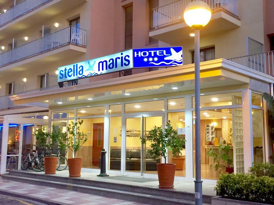 Lobby Hotel Stella Maris