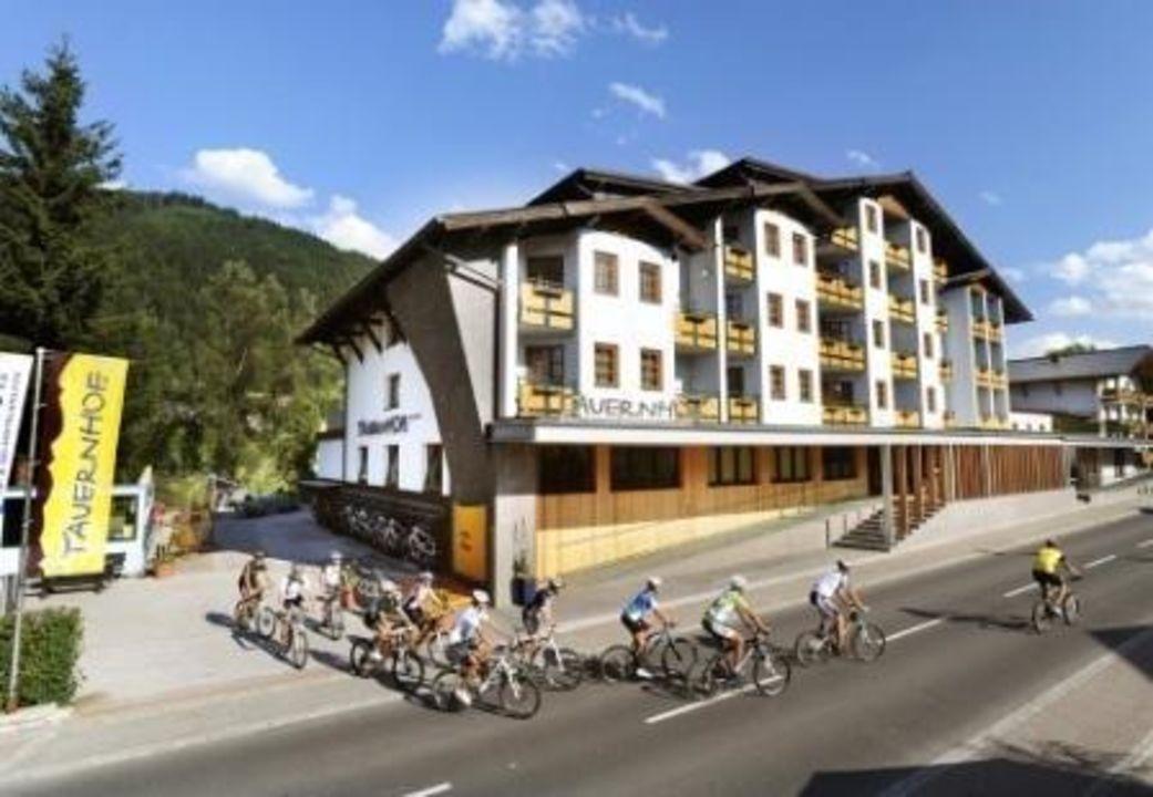 Biketour Hotel Tauernhof