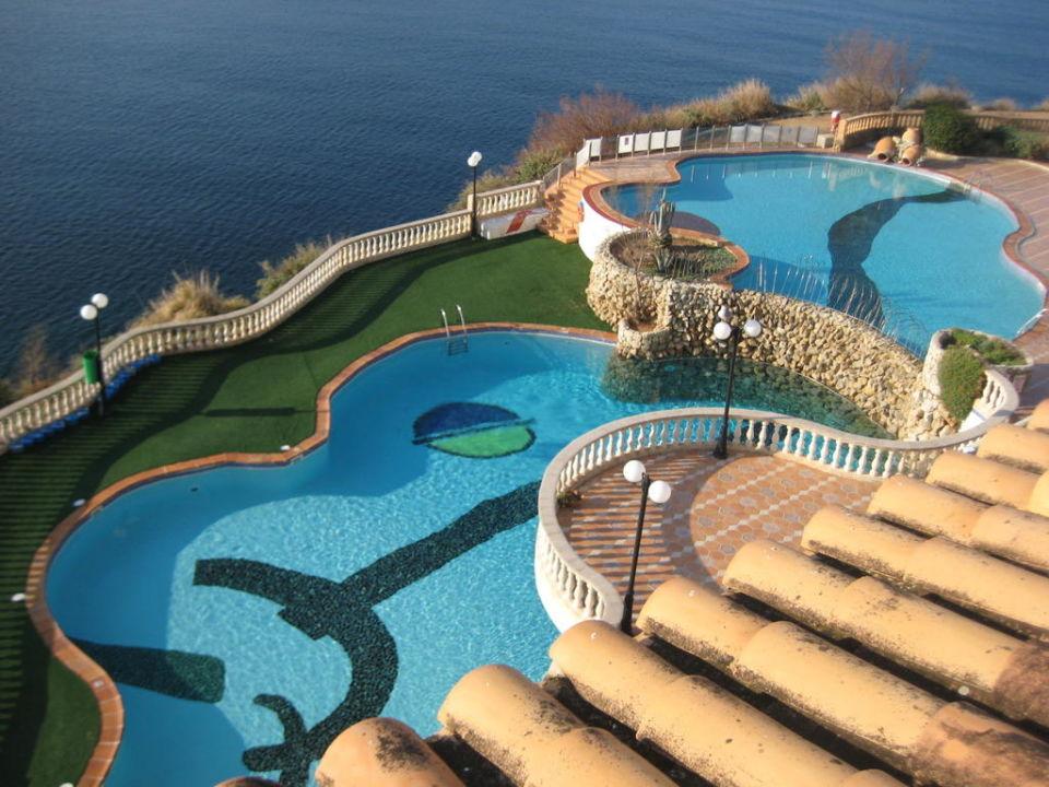 Pools aussen Punta del Mar Hotel&Spa - Adults Only