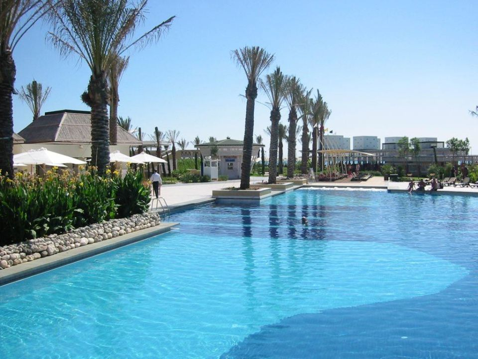Pool am Tag Alva Donna Exclusive Hotel Belek