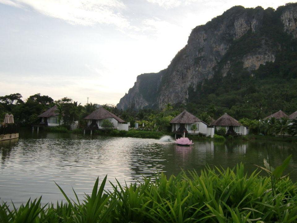 Bungalows an der Lagune Hotel Peace Laguna Resort