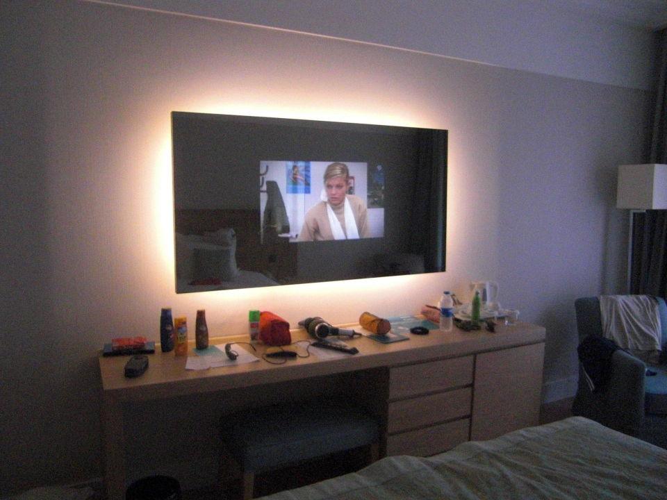 Tv In Spiegel : Tv spiegel mirage fiam apple spiegeln samsung badspiegel