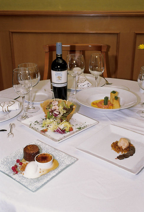 La Cocina de Alfonso Restaurant Sercotel Alfonso XIII