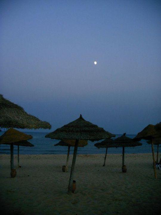 Abendromantik am Strand IBEROSTAR Averroes