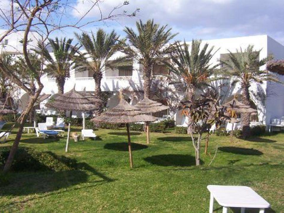 Hotel Bahia Beach - Garten Daphne Bahia Beach