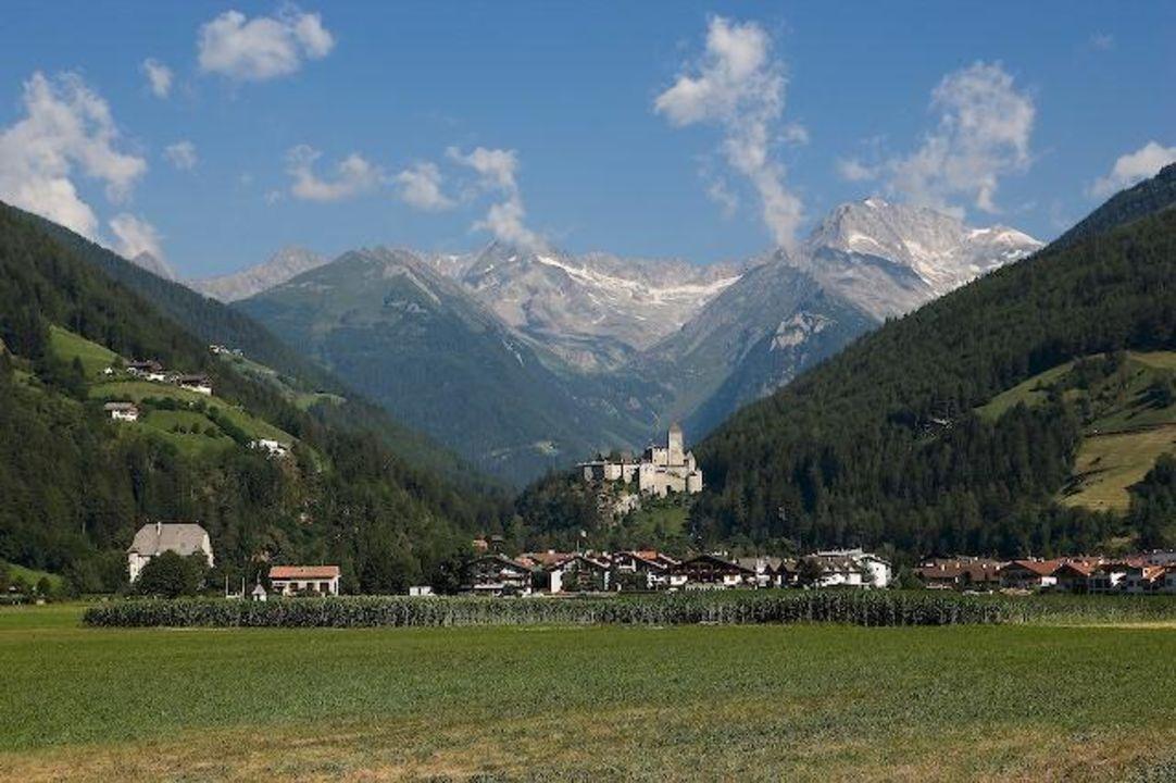 Ausblick Residence Hotel Alpinum