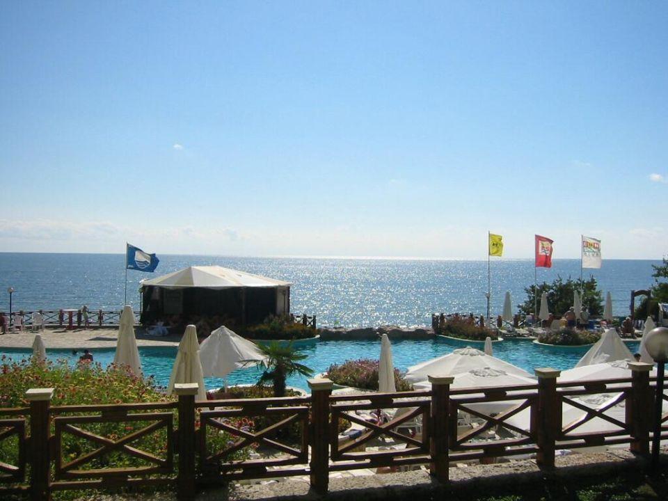 Pool und Meer Hotel Veronika II oder Mirage