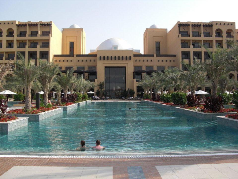 Salzwasserpool Hilton Ras Al Khaimah Resort & Spa