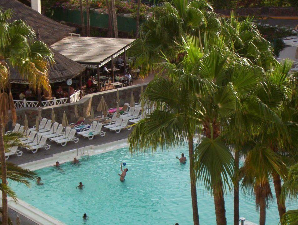 Pool & Poolbar Clubhotel Servatur Waikiki