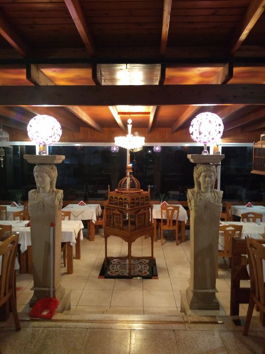 Gastro Akamanthea Holiday Village Latchi