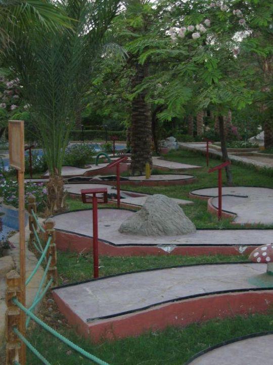Giftun Hotel Minigolf Giftun Azur Resort