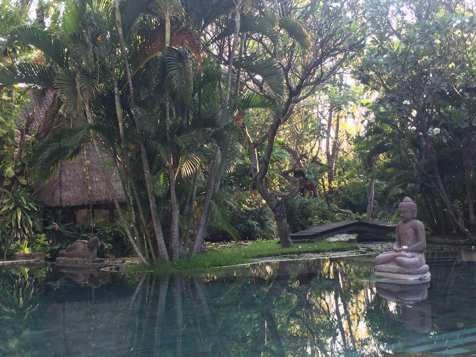 Pool Pondok Sari Beach Resort & Spa
