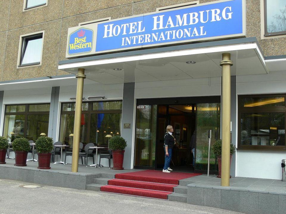 Einladend best western hotel hamburg international for Hotel international hamburg