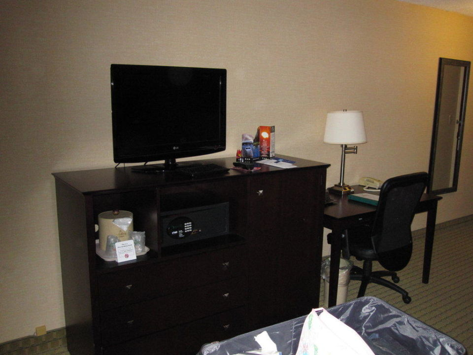 Zimmer Hotel Holiday Inn Hasbrouck Heights