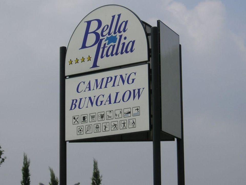 Eingangsbereich Hotel Bella Italia