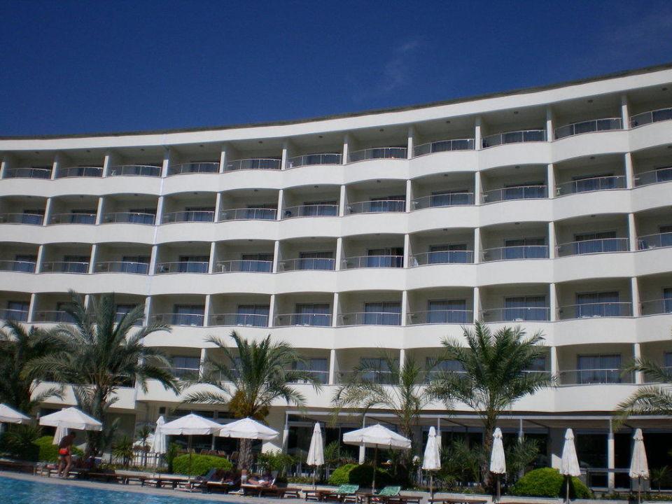 Das Hotel von Außen Hotel Alara Star