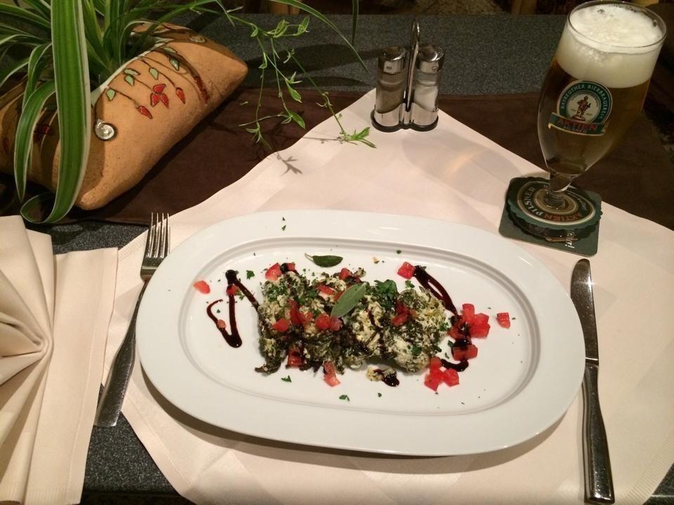 Very good restaurant Hotel Lohmühle