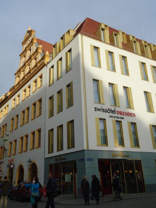 Hotel Von Außen Hyperion Hotel Dresden Am Schloss Dresden