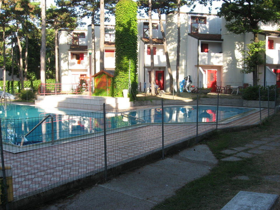 Unsere Anlage Villaggio Dei Fiori Lignano