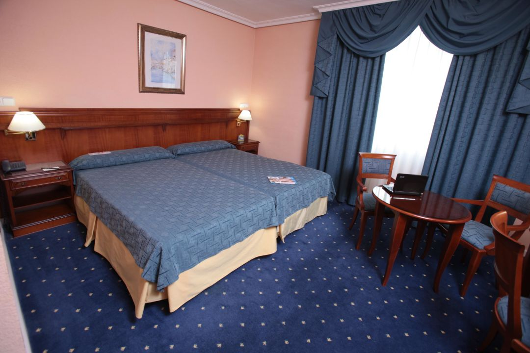 Standard Twin Room Sercotel Alfonso XIII