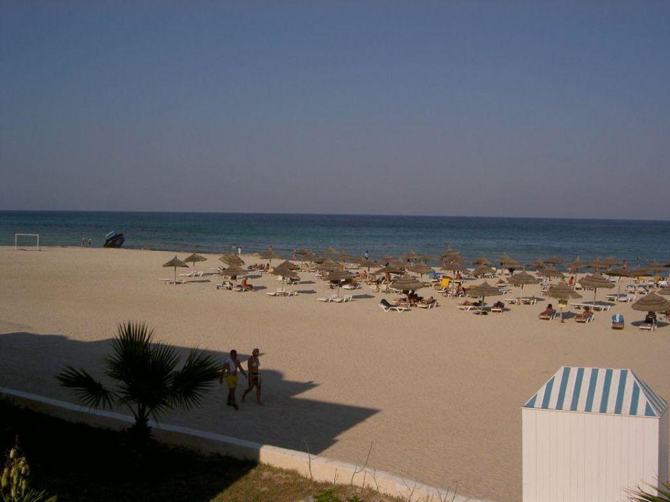 Blick auf's Meer Hotel Djerba Paradise Resort