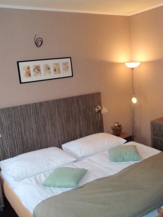 Doppelbett Hotel Apartment Residence