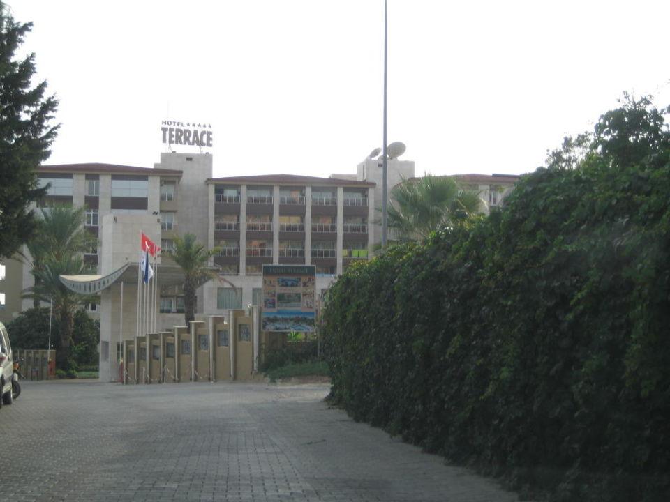 Außenansicht Hotel Terrace Beach Resort