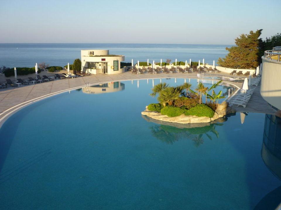 Alles in einem Blick Hotel Melas Resort