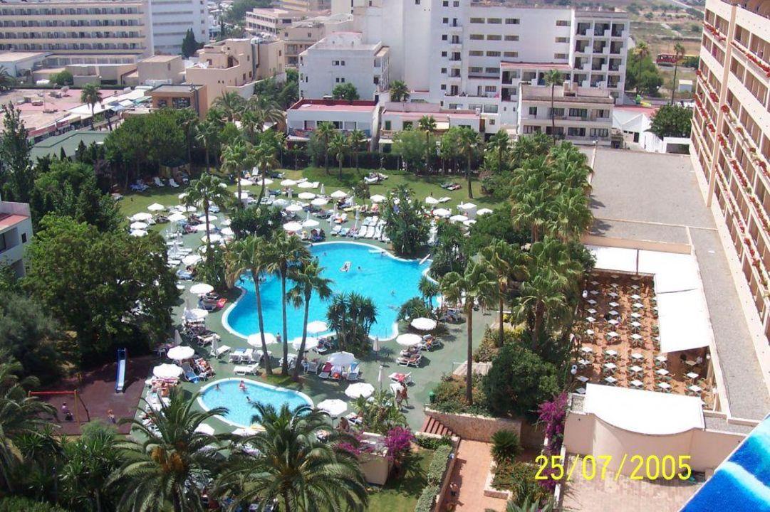 Schonste Poollandschaft In Cala Millor Hipotels Said Hotel Cala
