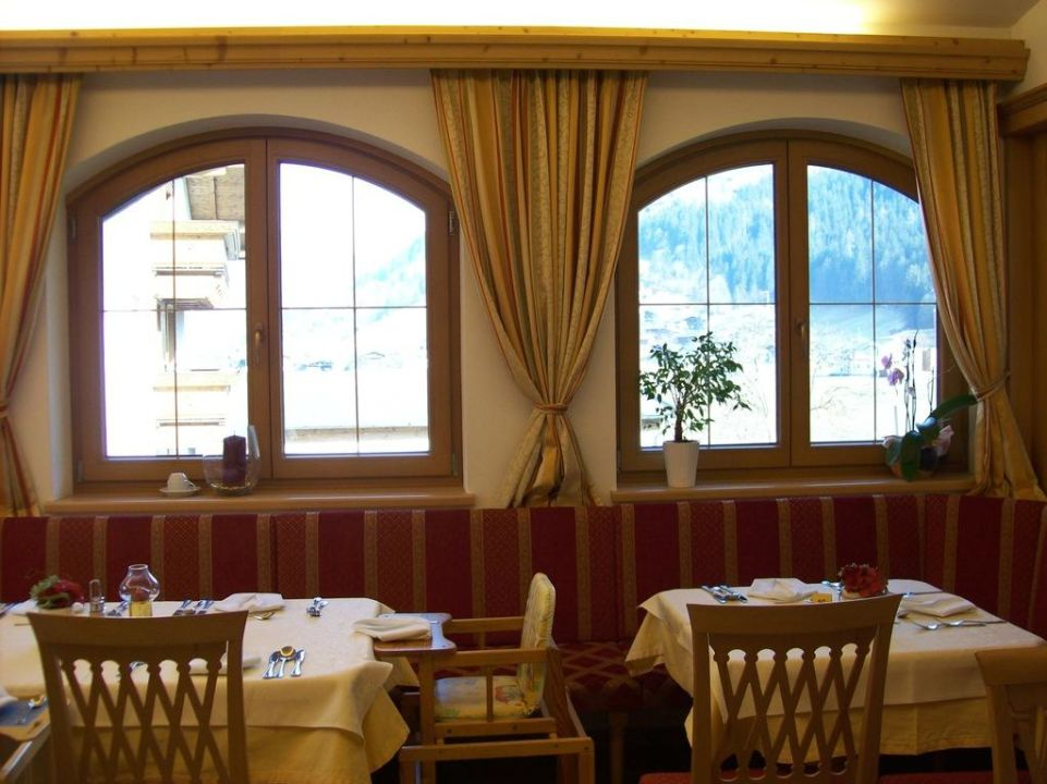 sch ne aussicht im restaurant hotel eder ramsau im zillertal holidaycheck tirol sterreich. Black Bedroom Furniture Sets. Home Design Ideas