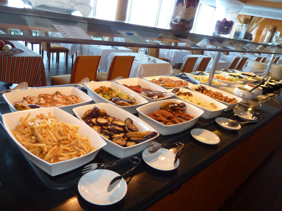Essen Hotel Best Semiramis Puerto De La Cruz Holidaycheck
