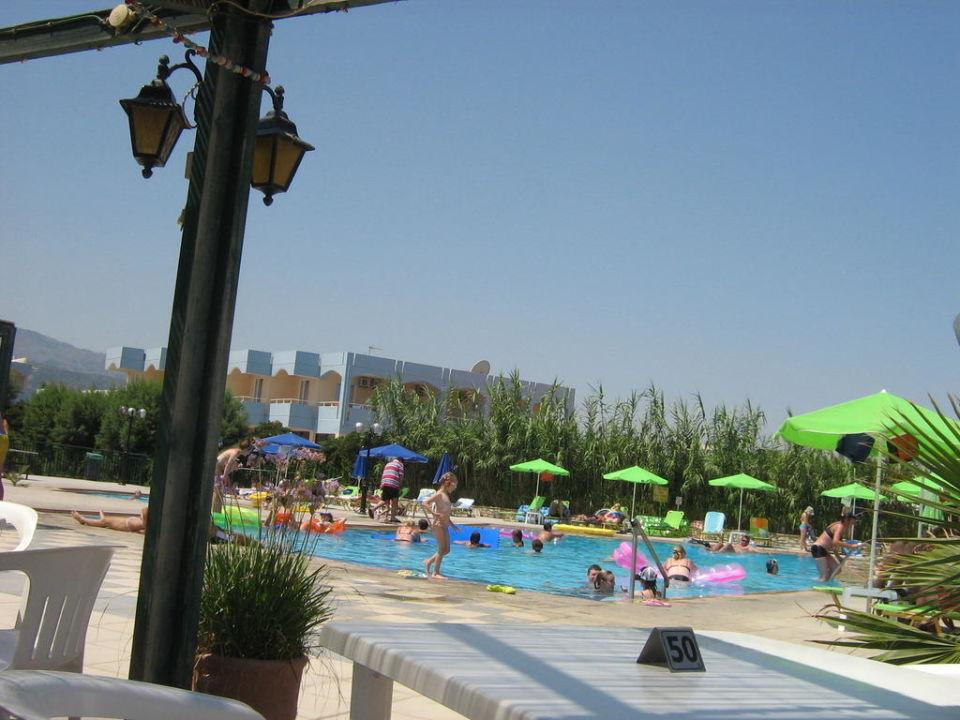 Pool Golden Beach Rethymnon