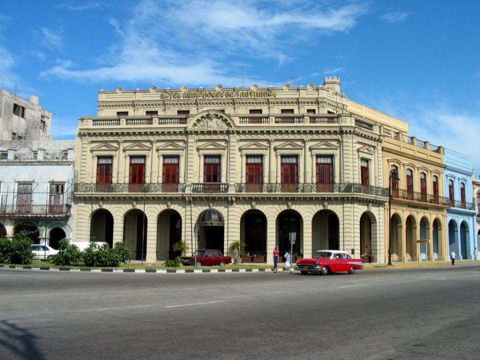Hotel Armadores de Santander in Havanna (Cuba) Hotel Armadores de Santander