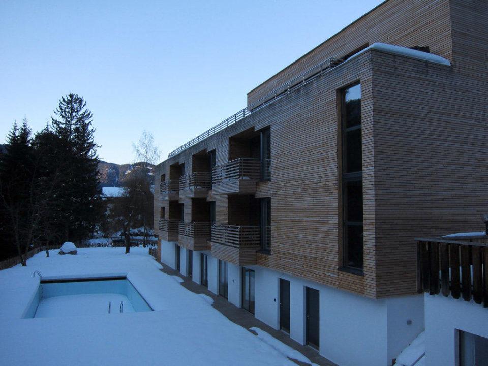 Neubau Berghotel Piné