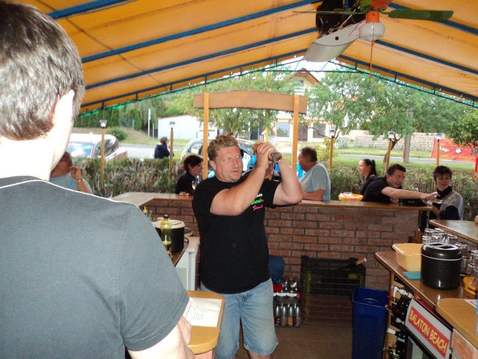 Mixer Ferienanlage Balaton Beach Gyenesdiás